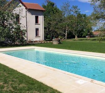 La Thébaïde: Unique House/Villa - Castelnau-d'Auzan