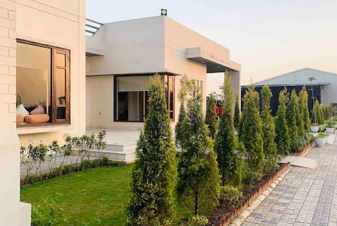 A scenic and peaceful farmstay near Chandigarh