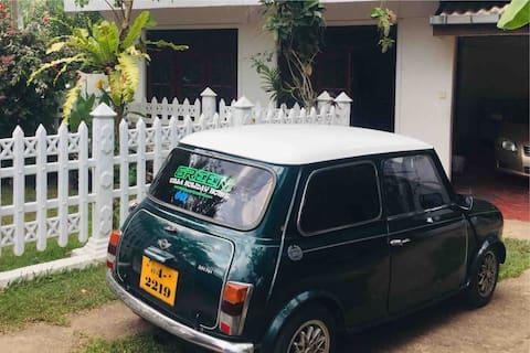 Green Villa Holiday Home