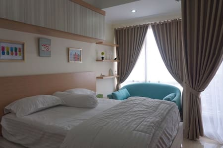 High End Studio in Menteng Park With City View