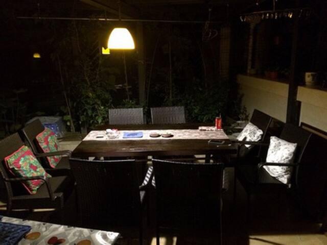 旌湖为邻,院子里的生活 - Deyang - Wohnung