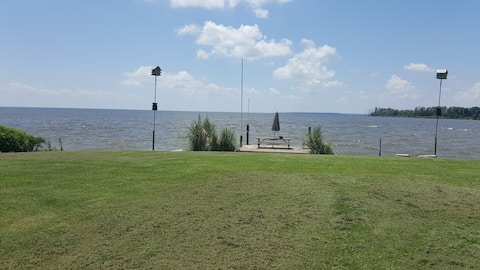 Peaceful on the Albemarle Sound