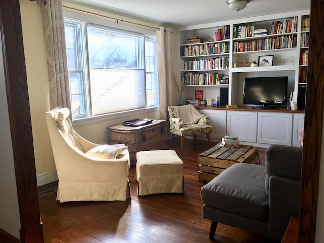 Sunny, two-storey home in quiet North End