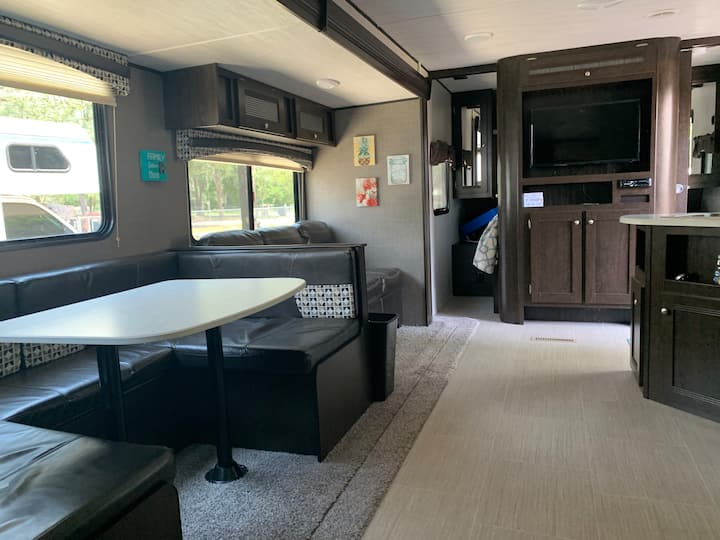 Unique and Budget Friendly RV camp-cation