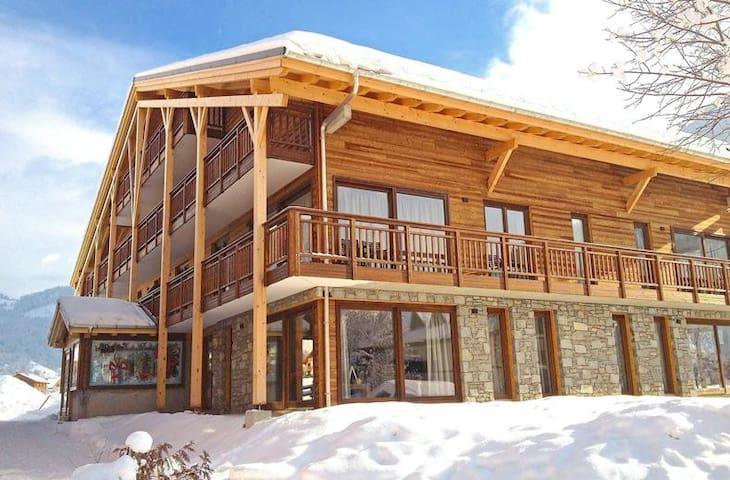 Sunny appartment directly on the slopes Chatel - La Chapelle-d'Abondance - Leilighet
