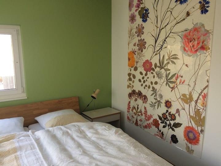 Bourguillon grünes Zimmer