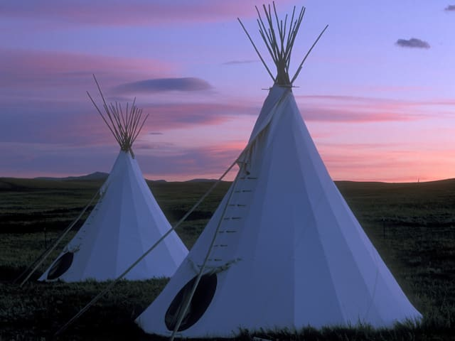 Small Tipi for two adults