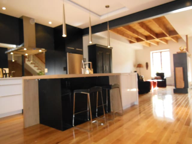 Newly renovated townhouse - Montréal - Haus