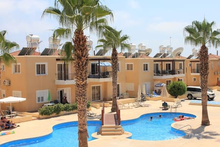 Sirena Sunrise Exclusive 1 Bedroom Apartment - Paphos - Huoneisto