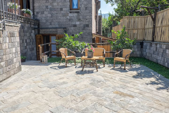 Villa Angela for two guests