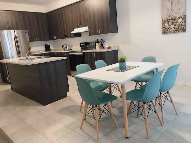 New stylish house, Steps to UOIT & Durham College