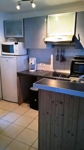 Appartement spacieux au coeur de la ville - Bagnères-de-Bigorre - Apartmen