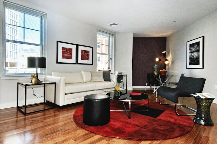 Private 1 bed minutes to Harvard campus