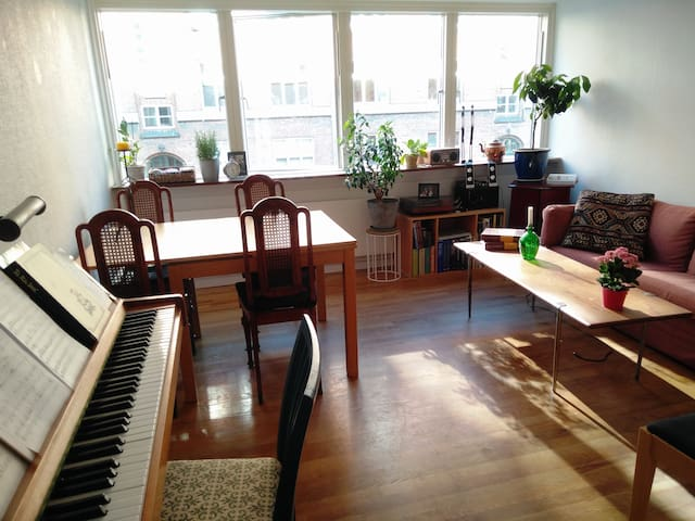 One bedroom apartment in the heart of Østerbro