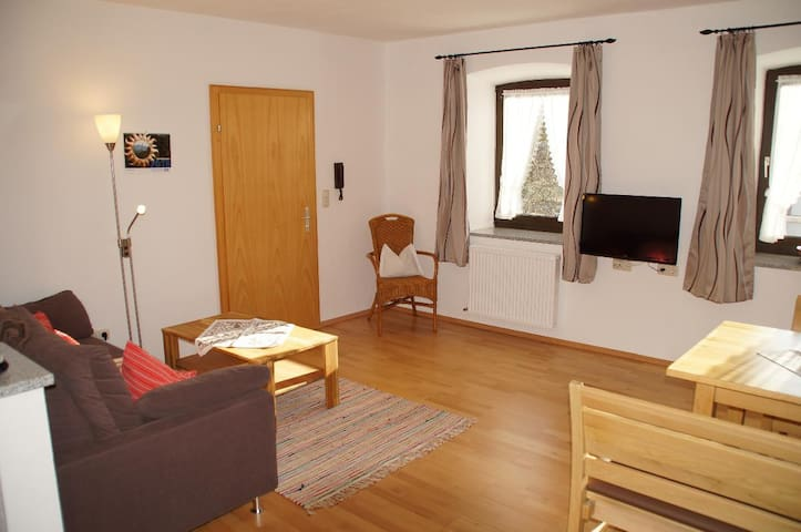 Ferienappartements Fam. Haselberger (Mauth), 'Schwarzbachklause' - modern und hochwertig ausgestattet