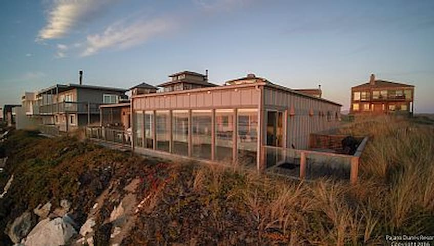 Ocean front views! - Watsonville - House