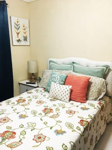 Charming Bedroom Paradise
