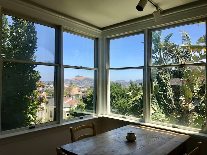 View Flat in  Dolores Heights -Noe Valley Area