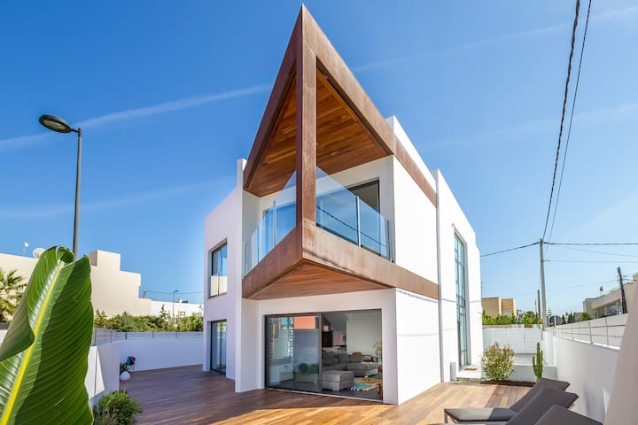 Villa en marina Botafoch - Eivissa