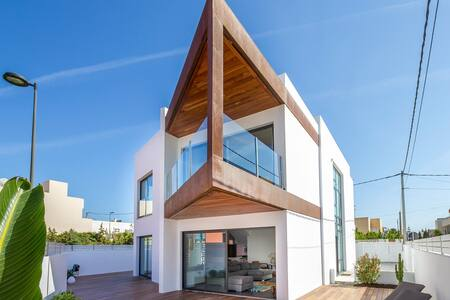 Villa en marina Botafoch - Ibiza