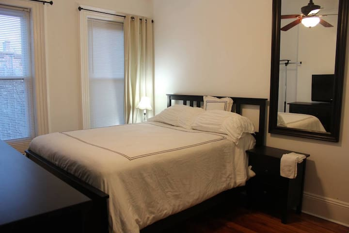 Private Room , 20Min to Manhattan - Jersey City - Dom