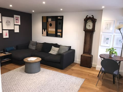 A brand new boutique styled flat
