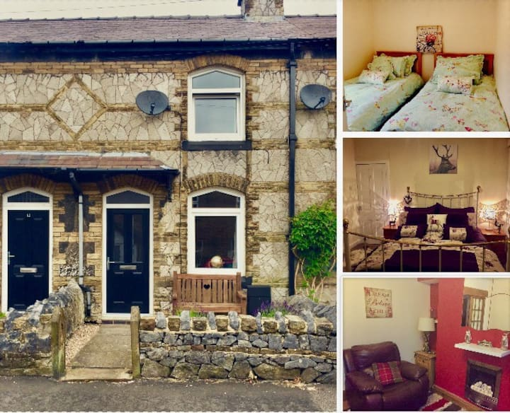 Sunnyside Cottage, in the heart of Buxton