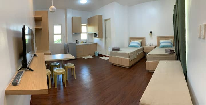 Private Cozy Unit 2 at the heart of Balanga City