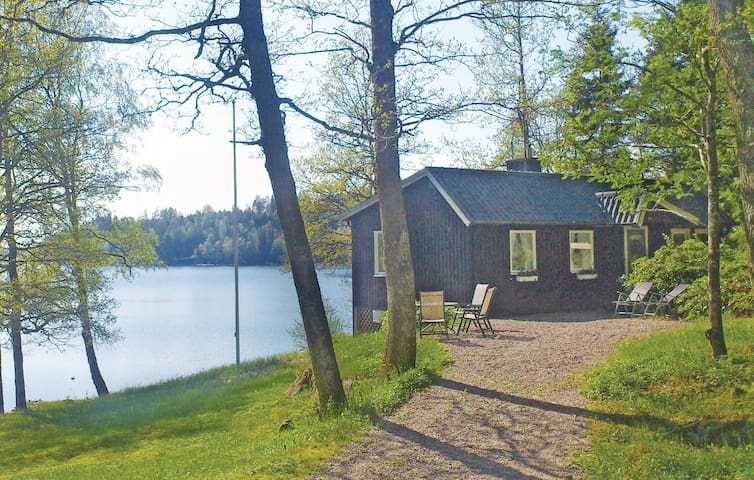 Holiday cottage with 4 bedrooms on 90 m² in Färgelanda