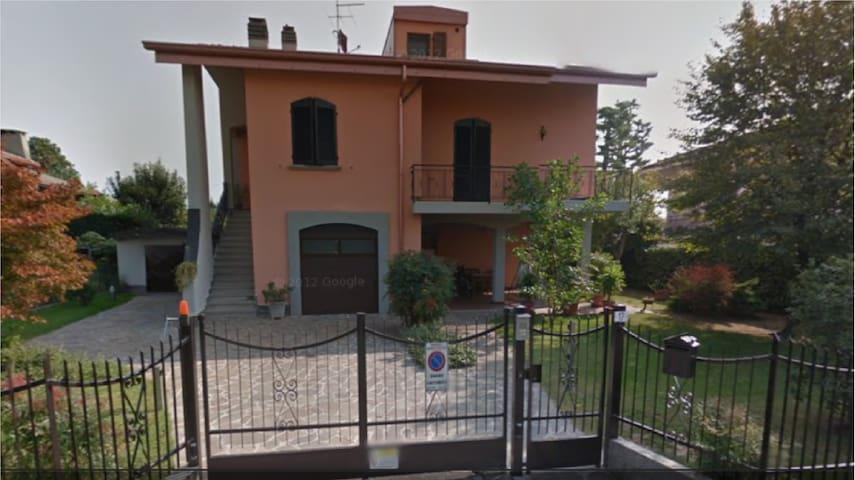 Trilocale in Villa - Costa di Mezzate - Appartement
