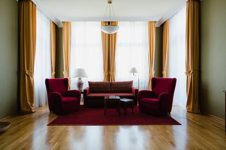 Deluxe Suite, right on Kurfürstendamm 52-69sqm