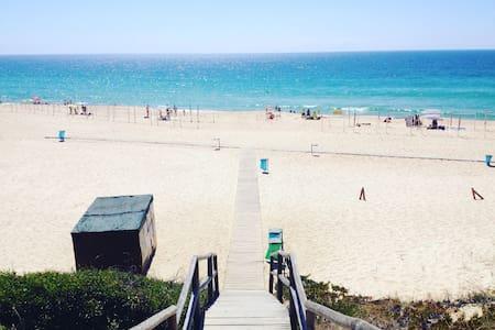 Nouveau Beach Flat