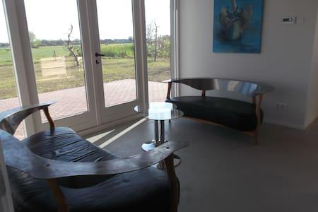 Gemaal Oude Rijn - Pannerden - Penzion (B&B)