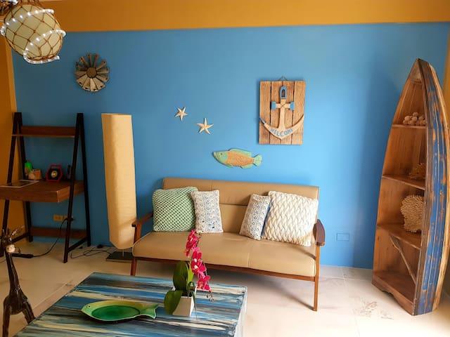Seascape Residence - Blue