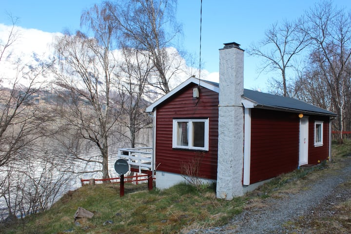 Hytte ved Sørfjorden