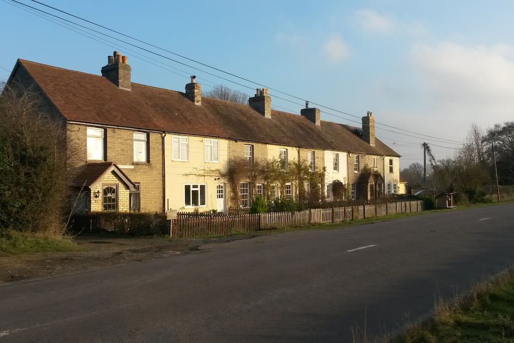 Ley Grove Cottages