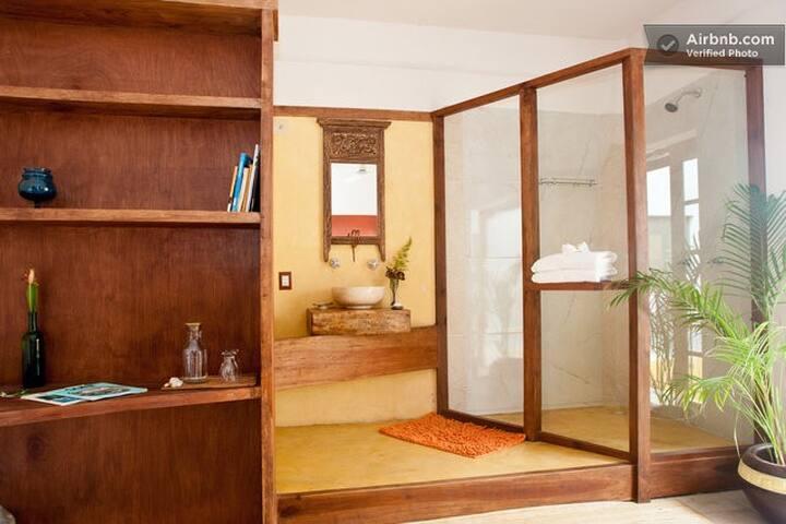 Suite con balcon