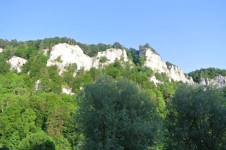 """Ferien im Donautal : Wohnung """"HANS""""-zentral im Tal"""