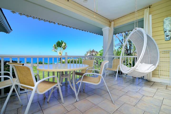 PROMO PRICE Beachfront  2 bedroom apartment - Sosúa - Leilighet