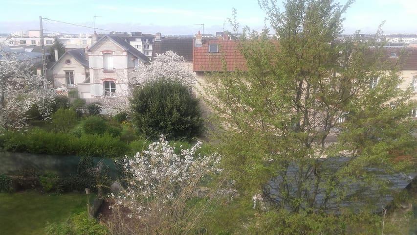Appartement  F2 (55 m2) pour rayonner en Normandie