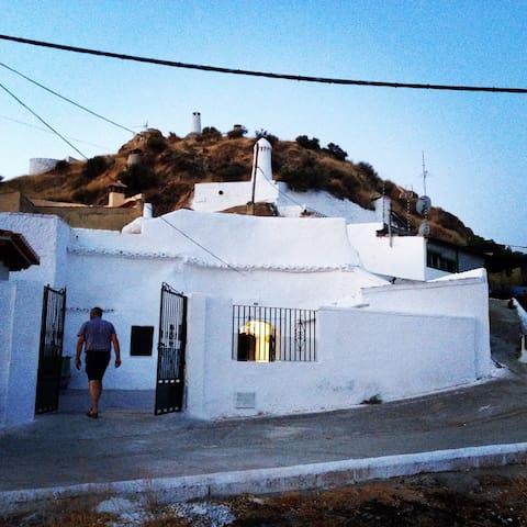 Cueva en Andalousie - Guadix