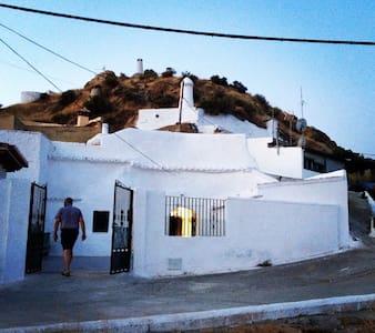 Cueva en Andalousie - Guadix - 洞窟