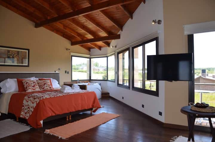 Apartamento Loft en Villa General Belgrano. Cba