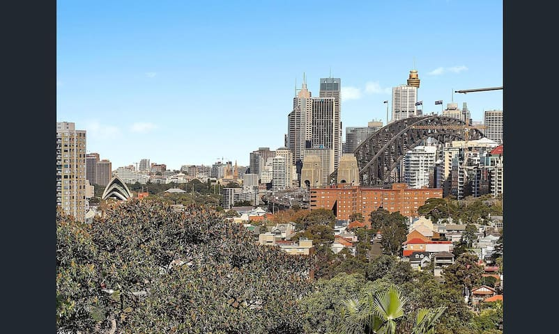 2 br + harbour views + parking in Neutral Bay - Neutral Bay - Apartment