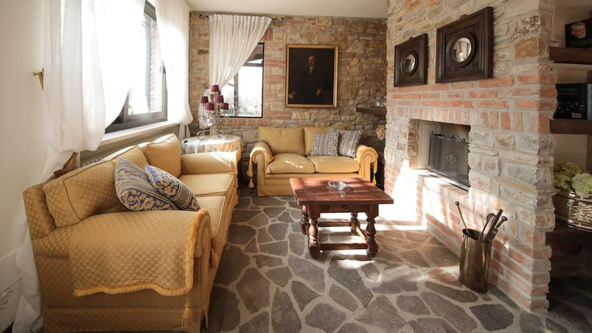 Italianway-T'Allicon Charming House-Torretta Sotto