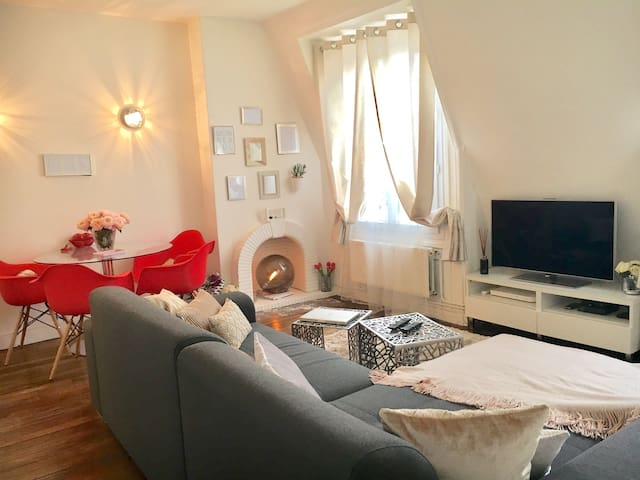 Nice flat - 2 min to Champs Elysees - Paris - Apartment