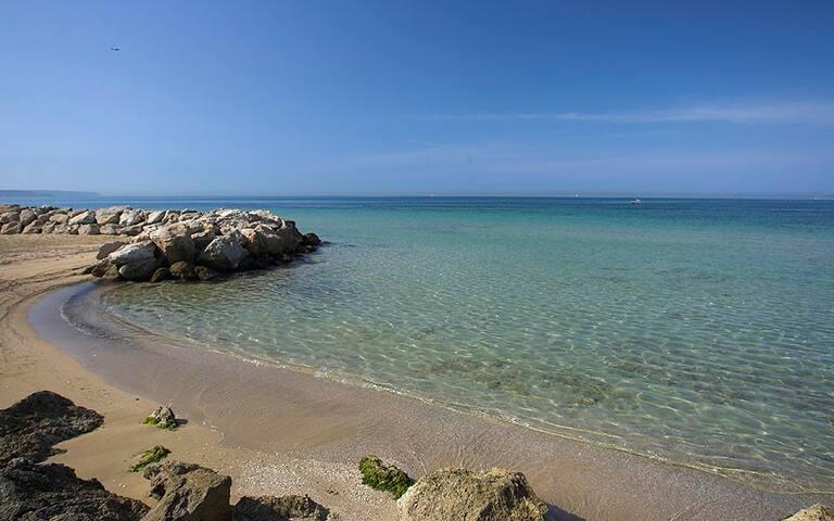 Habitacion a 50 metros de la playa - Пальма - Дом