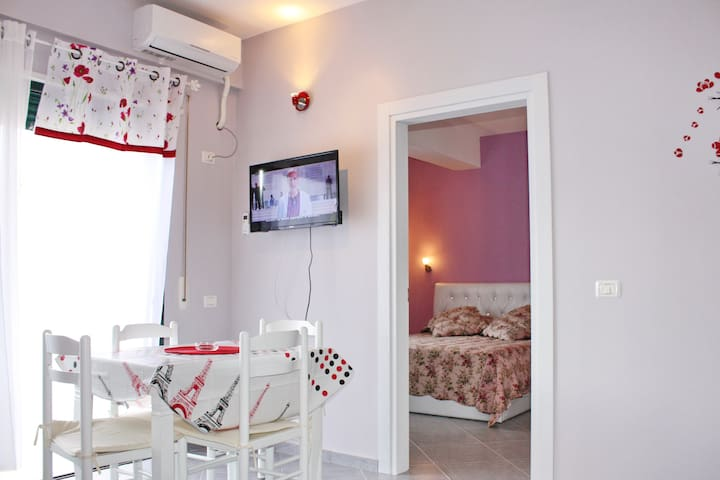 La Cigale Apartments Radhima - A 1 - Vlorë County - Apartment