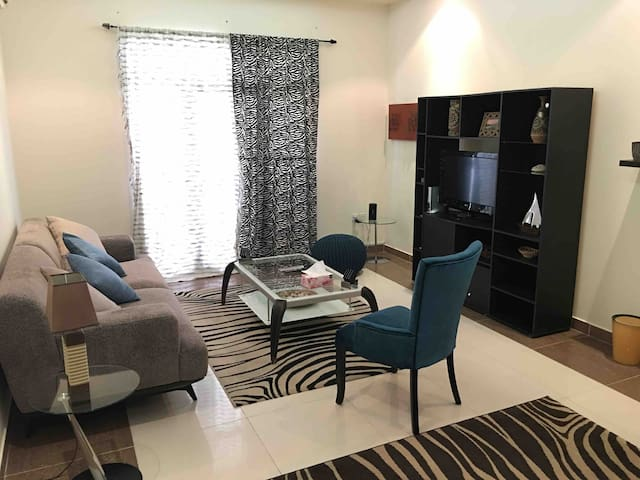 Cozy Furnished 2 Bedroom Apartment