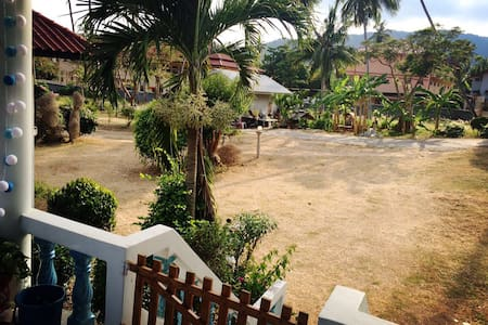 Cozy lovely garden view house - Ko Samui - Apartment